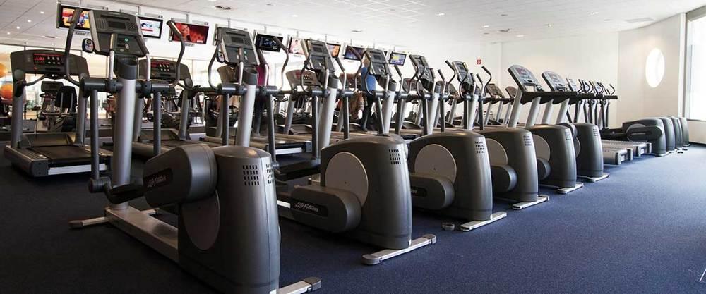 Cardio training 40