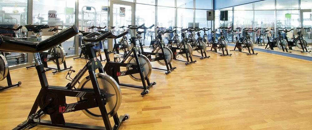 Cycling spinning 11