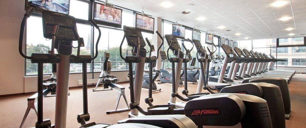 Cardio training 37