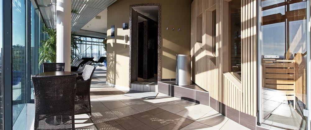Kudamm wellness sauna