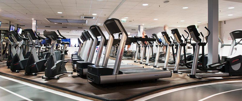 Cardio training 24