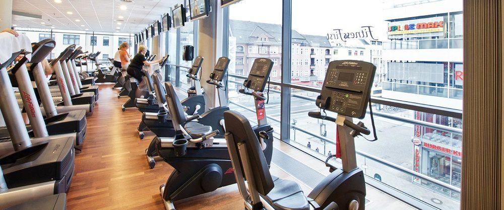Cardio training 28