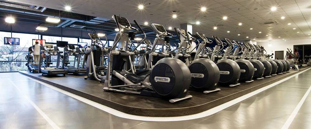Cardio training 29