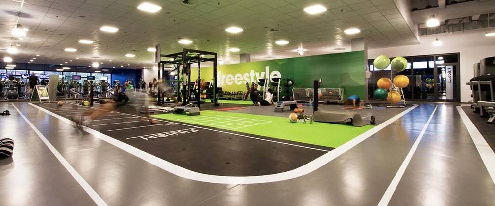 Freestyle training 3