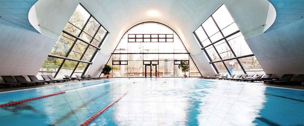 Schwimmen pool becken 7