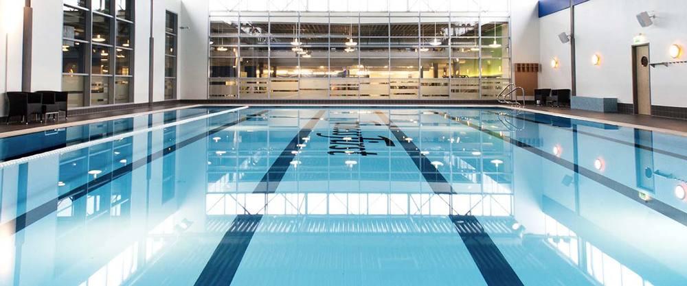 Schwimmen pool becken 9