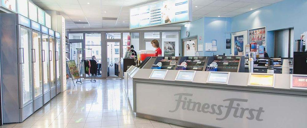 Fitness center bonn empfang