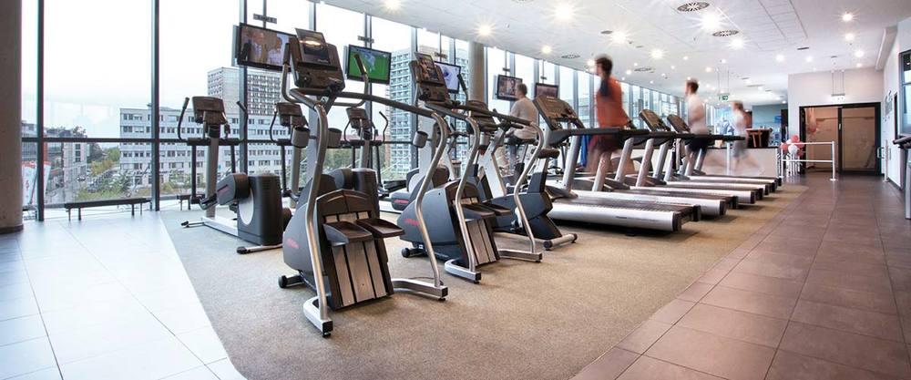 Cardio training 5