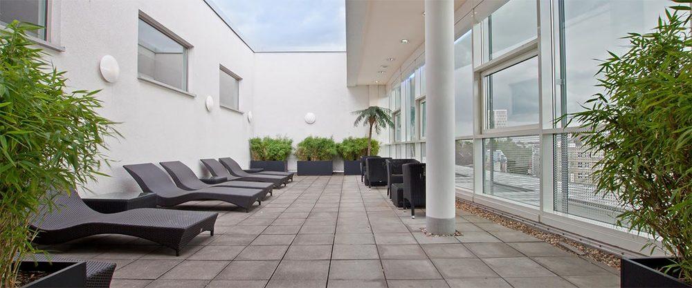 Aussenbereich terrasse