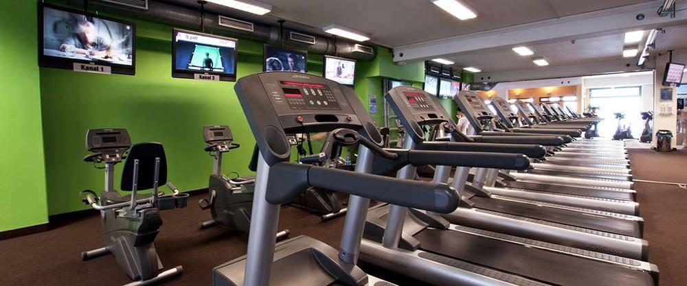 Cardio training 2