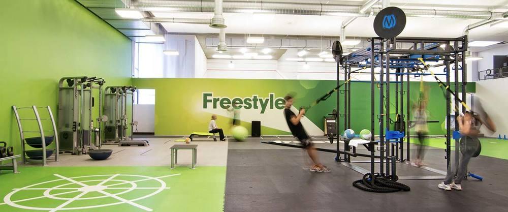 Freestyle training 0