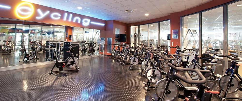 Cycling spinning 1