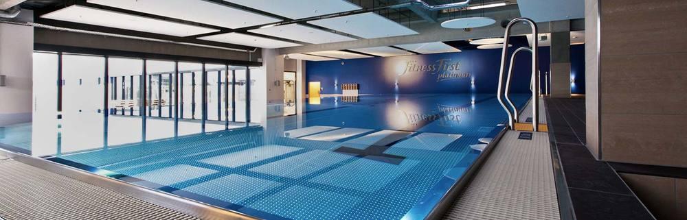 Schwimmen pool becken