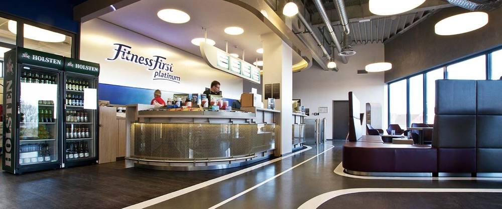 Fitness center altona lounge