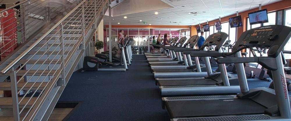 Cardio training 22