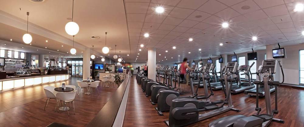 Cardio training 23