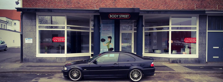 Bodystreet Lübeck-Holstentor  cover