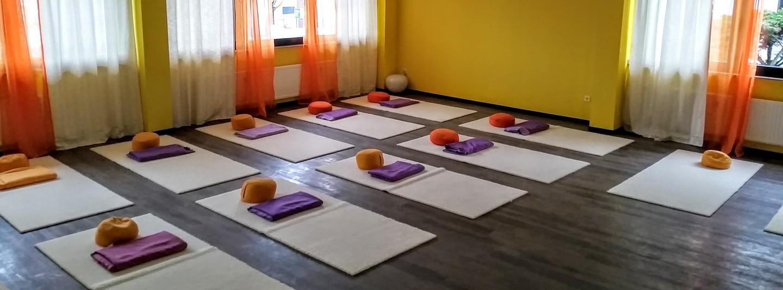 Yoga Schule Osterath cover