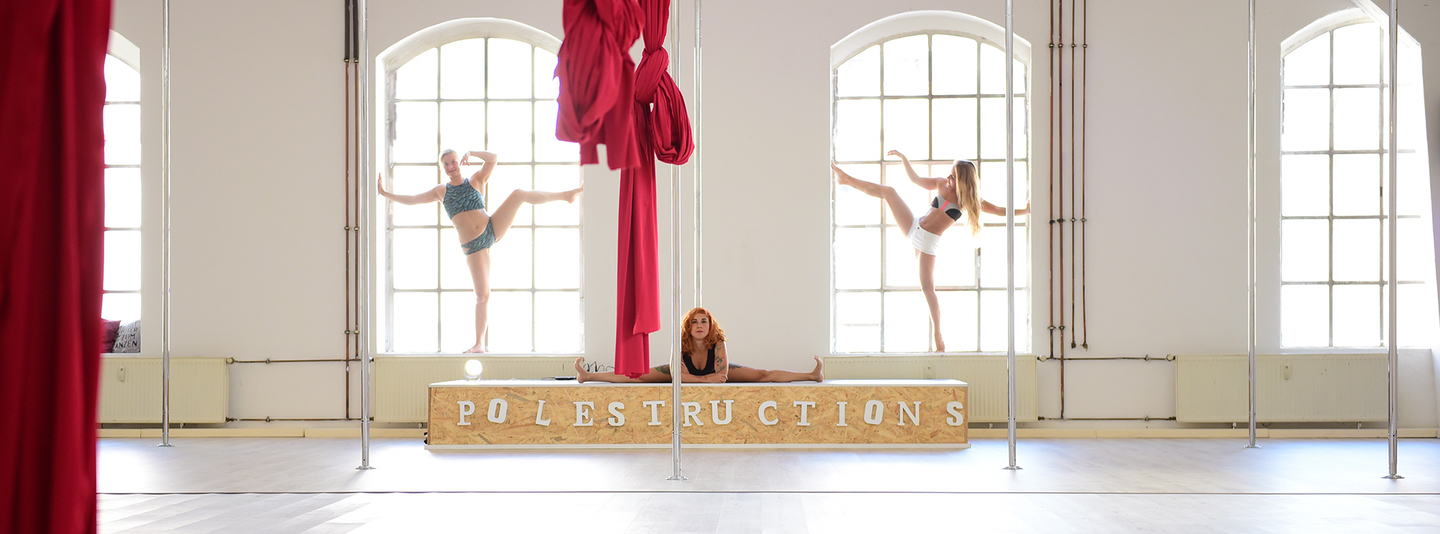 Polestructions cover