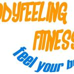 T shirt logo bodyfeeling fitness feel your body 2