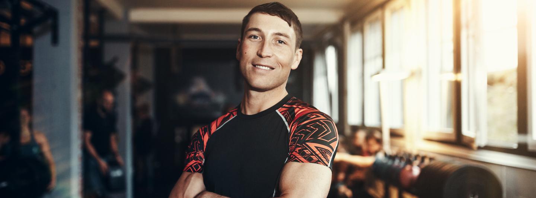 Personal Trainer Nik Klaus  cover