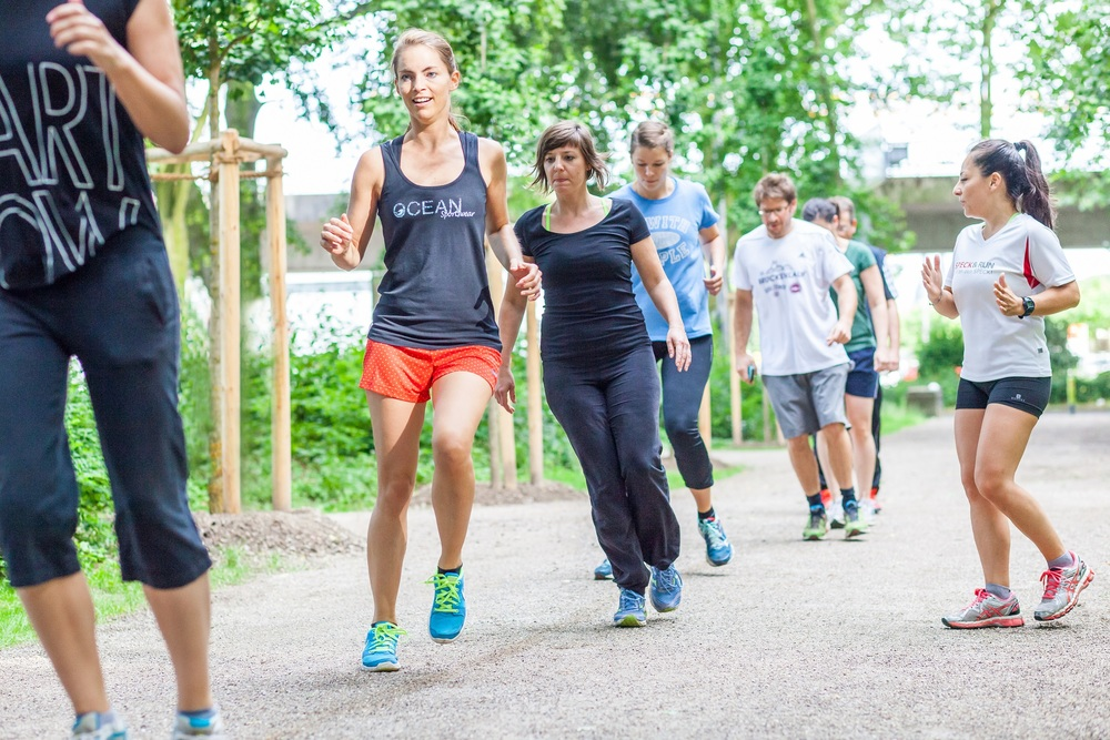 Speck run outdoor fitness koeln
