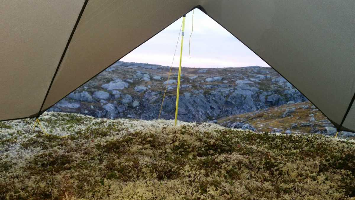 trailstar yttertelt