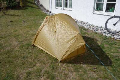 Hjemmelaget telt Gjør det selv Fjellforum
