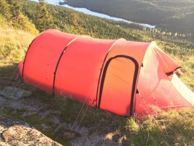 Fredag søndag telttur i Nordmarka Turtips Fjellforum