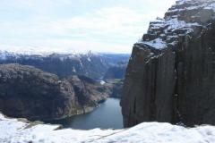 Fjelltur Til Preikestolen, 7 april 2012 035