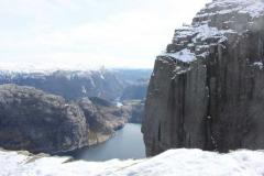 Fjelltur Til Preikestolen, 7 april 2012 034