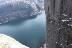 Fjelltur Til Preikestolen, 7 april 2012 073