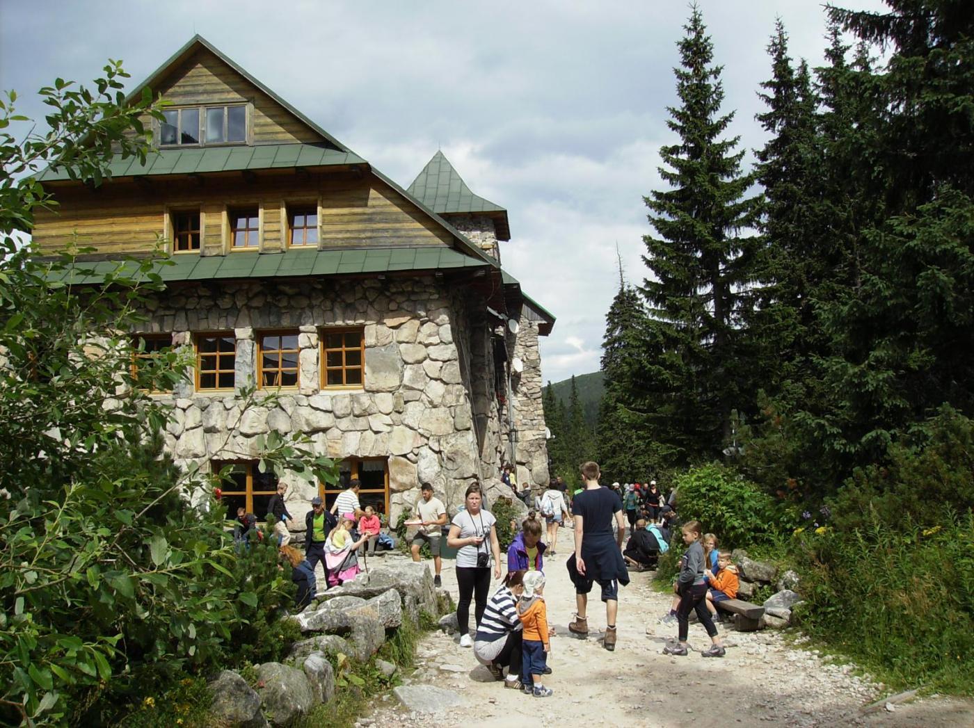 Polsk tatra   turrapporter   fjellforum
