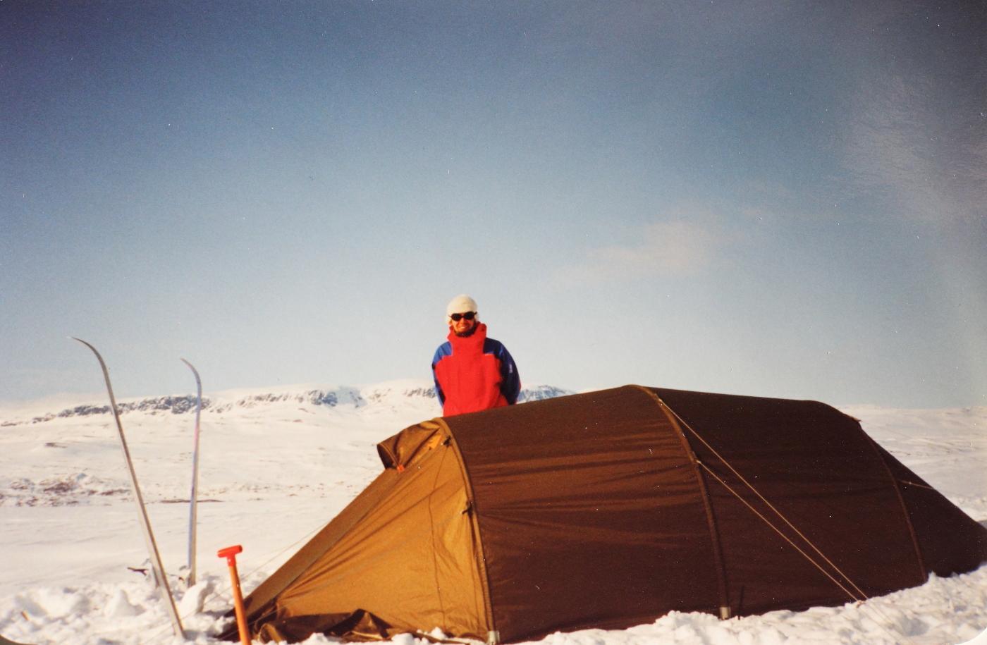 I filmens tid Turrapporter Fjellforum
