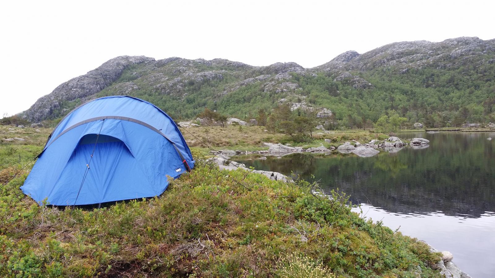 Kjøp Bergans Trillemarka 2 pers Tent fra Outnorth