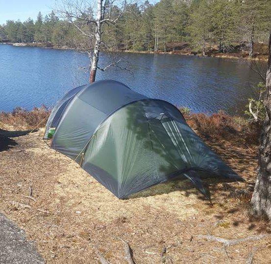 Valg av telt: Orion eller Reinsfjell? Side 8 Telt og