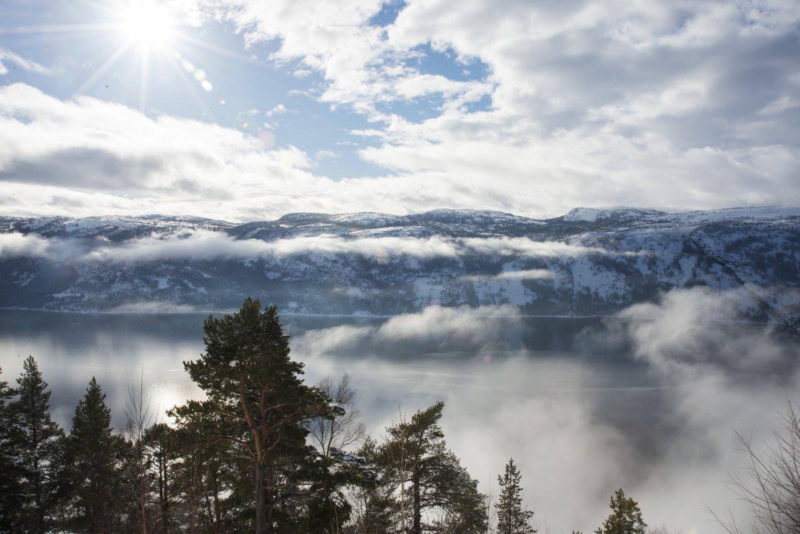 Baksing i HØY snø med pulk og godt humør Turrapporter