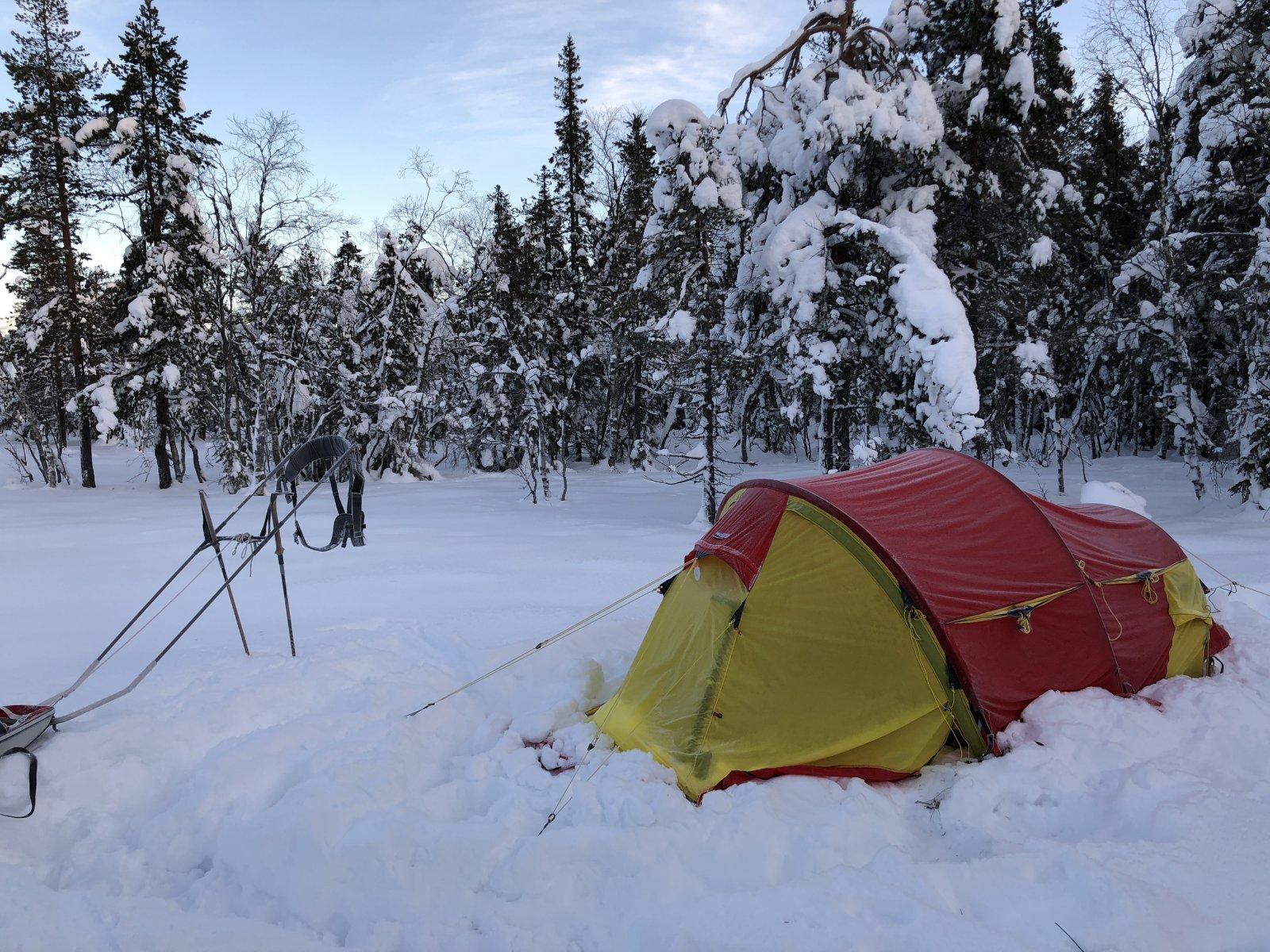 Primus i telt Primus og kokesystem Fjellforum