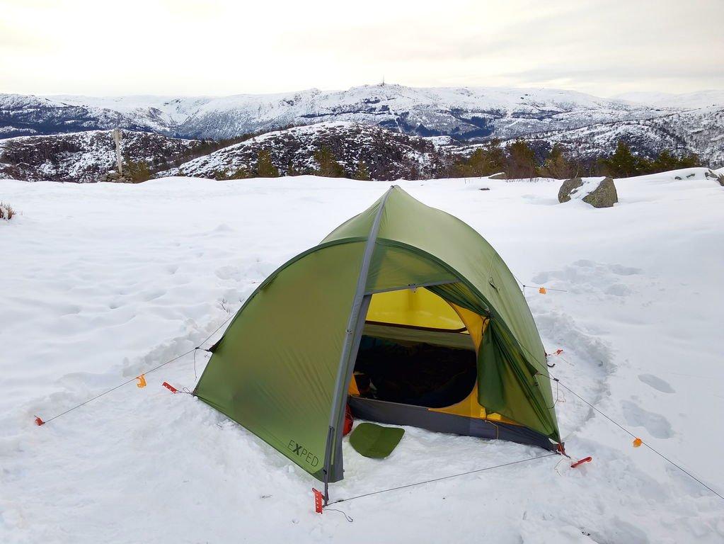 Exped orion telt Telt og lavvo Fjellforum