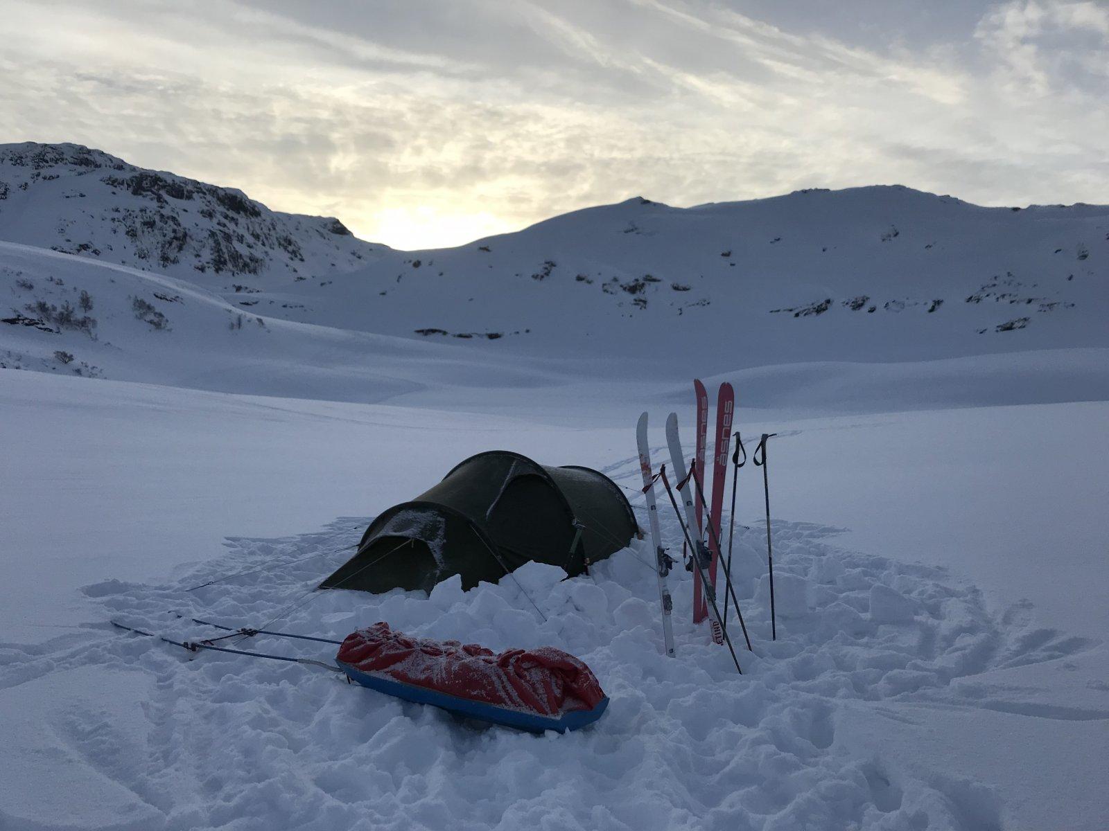 Hvilket telt bruker dere over tregrensen? Side 2 Telt og