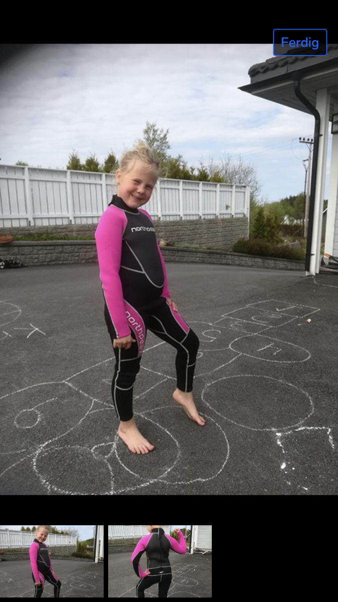 a0de1d393 Våtdrakt for barn, til bading? - Barn på tur - Fjellforum