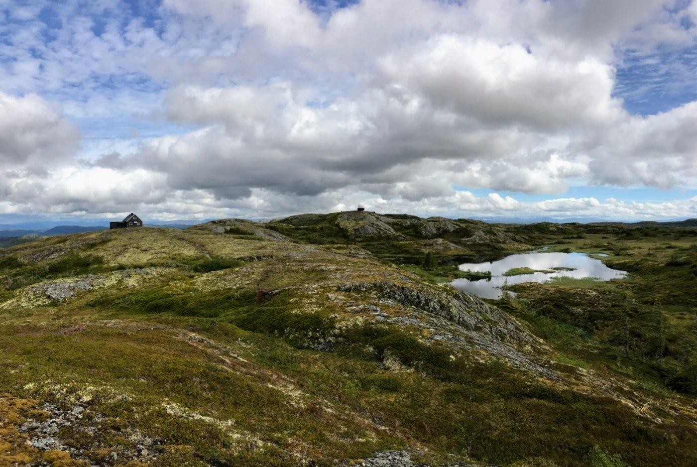 Nærtur på gamle trakter Turrapporter Fjellforum