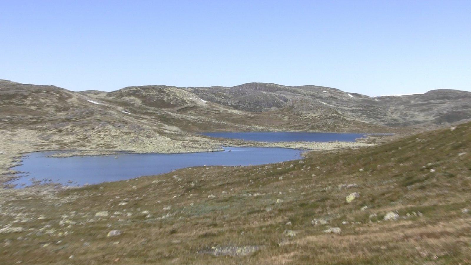 Hardangervidda, Vikbekkfjell 2018 Turrapporter Fjellforum