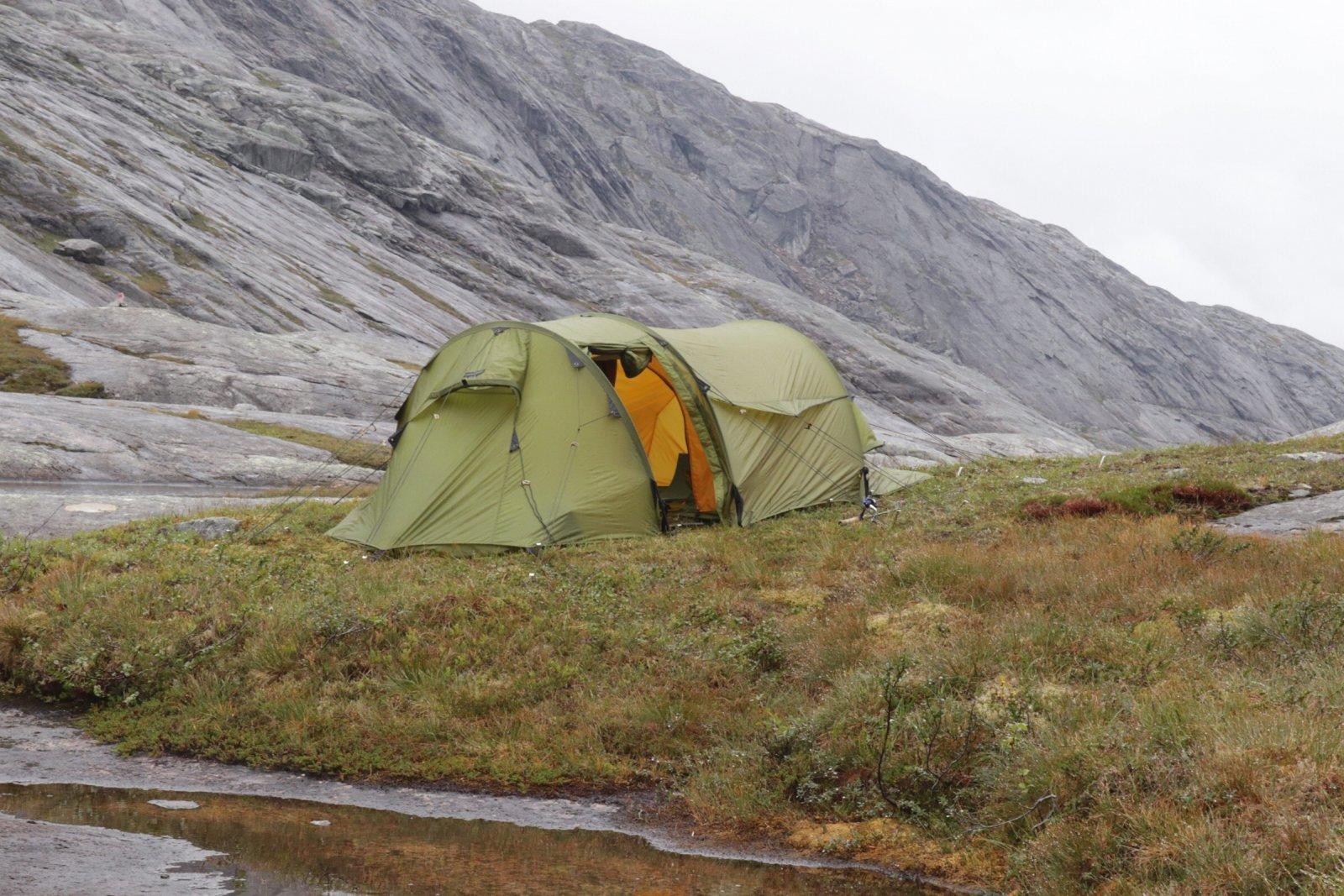 Hvilke telt har du i samlingen din? Side 6 Telt og lavvo