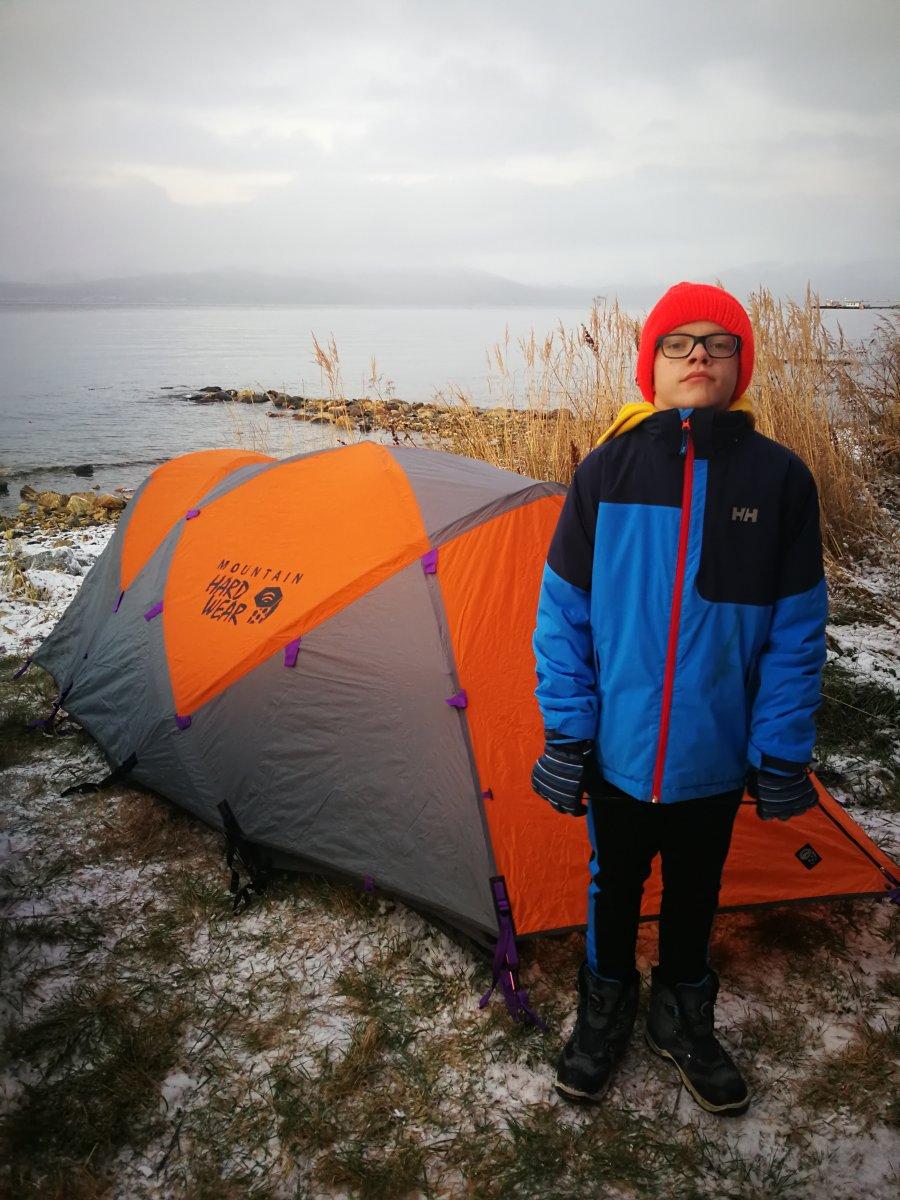 Anbefal meg et telt og en sovepose Telt og lavvo Fjellforum