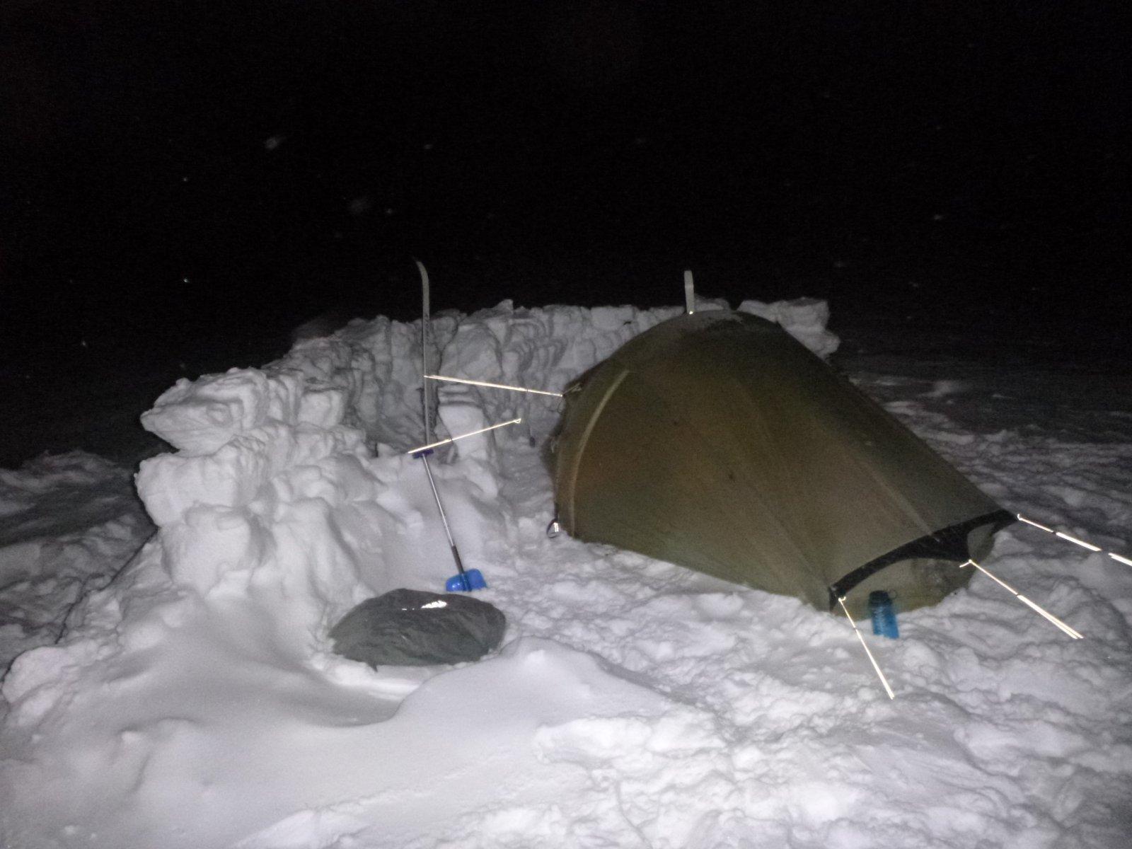 Nytt solo telt men hvilket telt? Fjellvandring Fjellforum