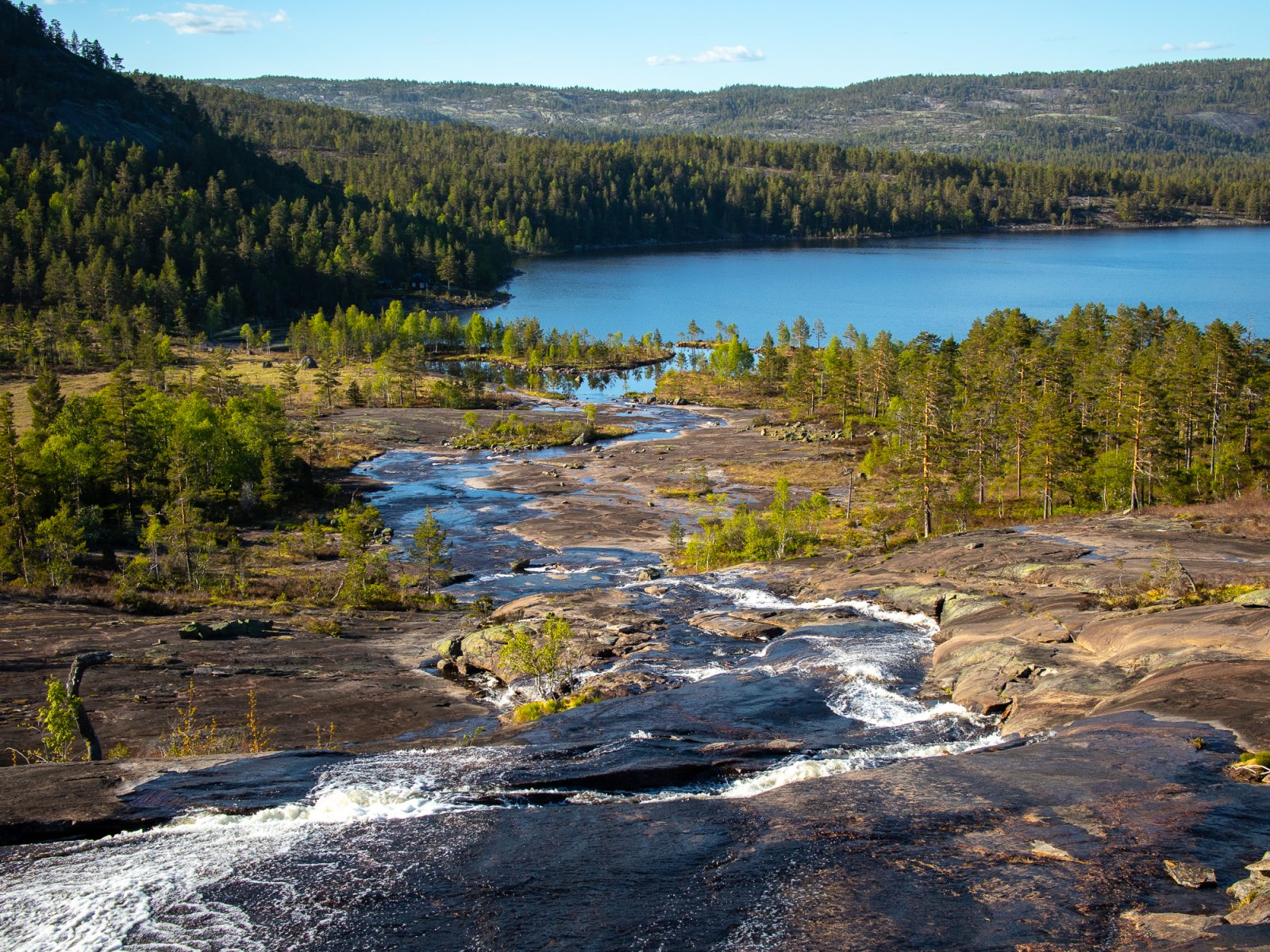Pinsetur til Hellersvann (DrangedalTelemark) Turrapporter