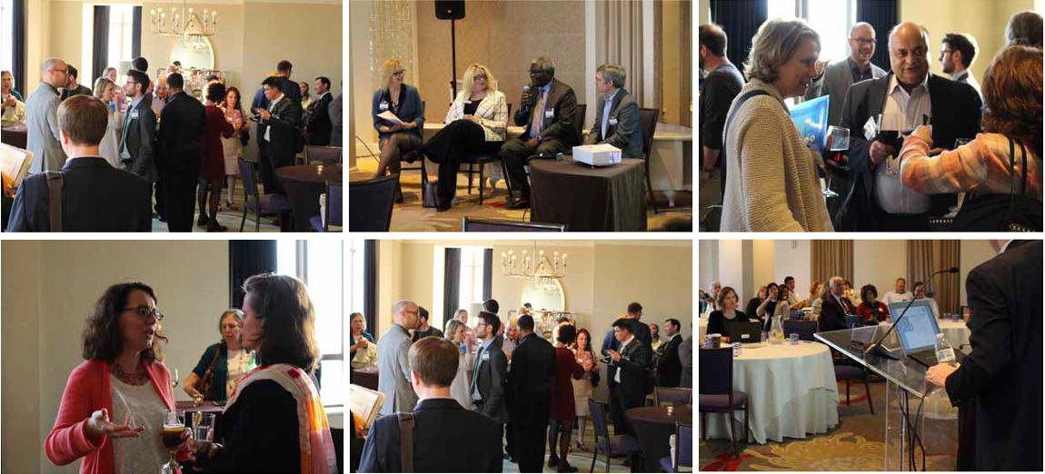 Project & Portfolio Management Fleming photo collage