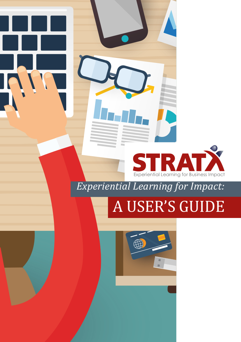 STRATX - Experiential Learning for Impact: A USER'S GUIDE