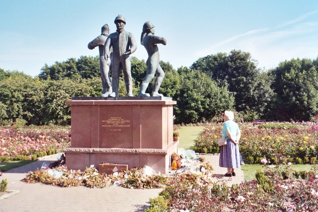 Piper Alpha disaster Memorial